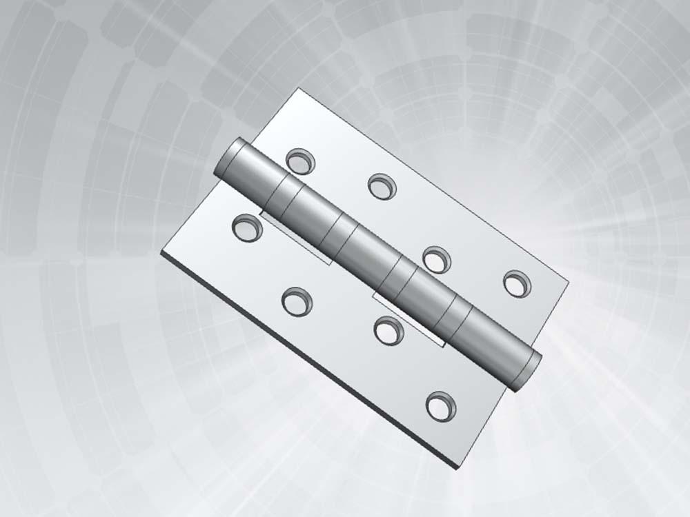 4 inch Ball Bearing door hinges
