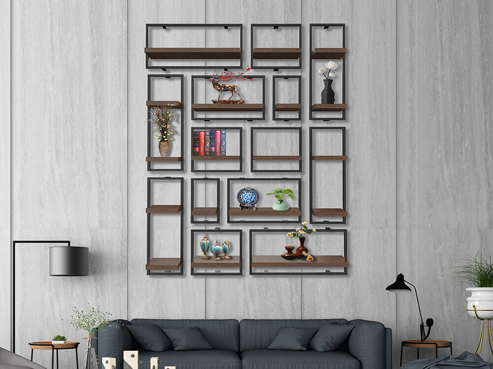 Shelfmate Square Wall Shelf