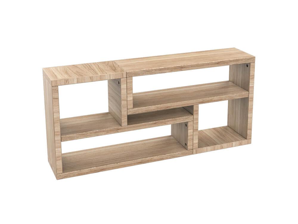 storage cubes unit
