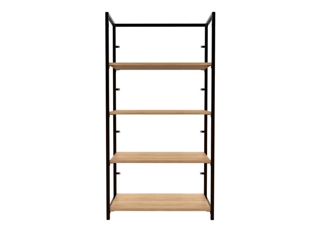 Foldable bookshelf