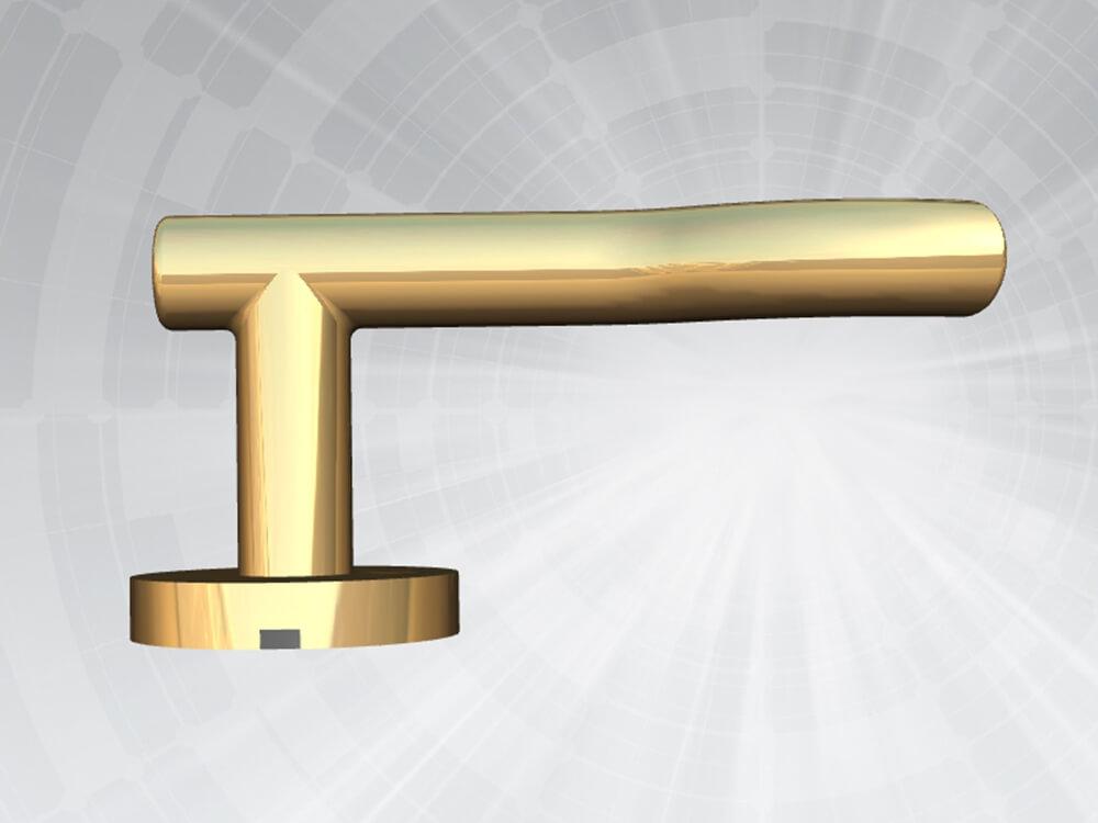 Stainless Steel Door Handle DH0002
