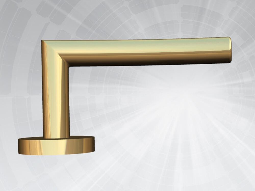 Stainless Steel Door Handle DH0003
