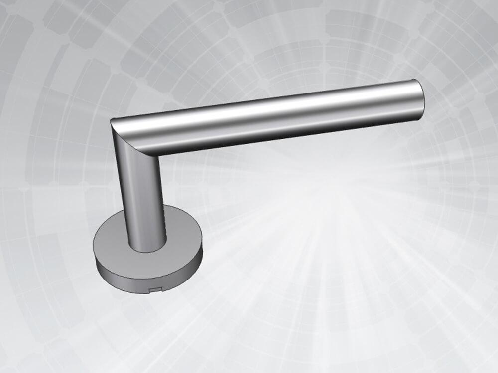 Stainless Steel Door Handle DH0006